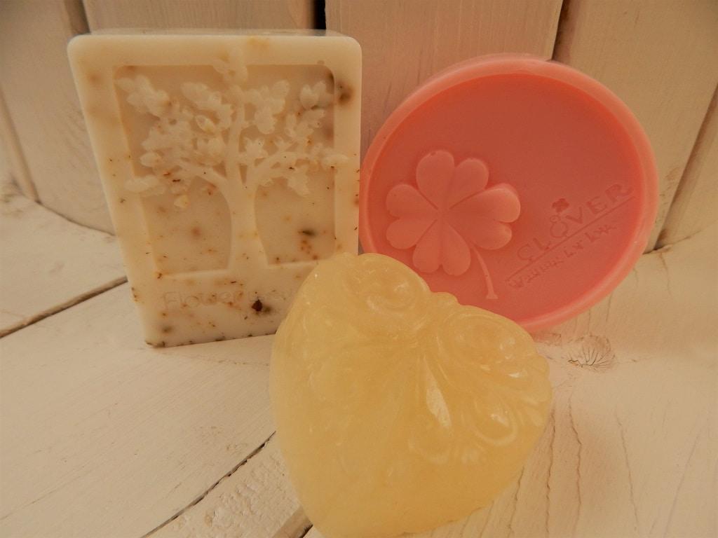výroba mýdel, vůně a barviva do kosmetiky