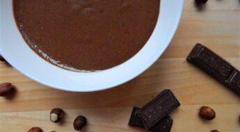 čokoládový nugát