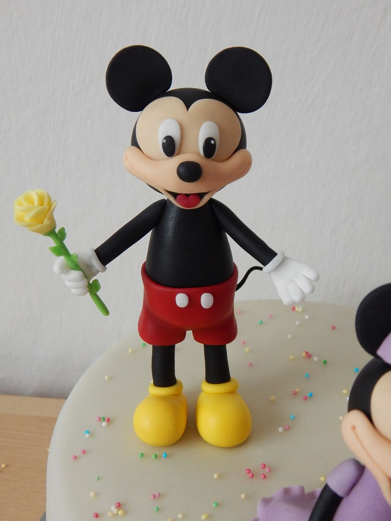 Mickey Mouse dort